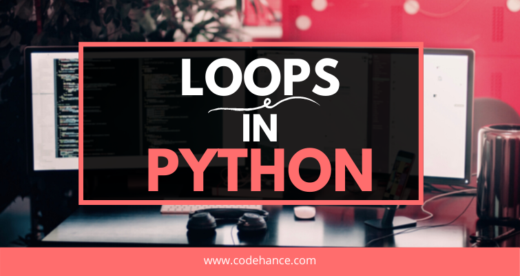 loops in python